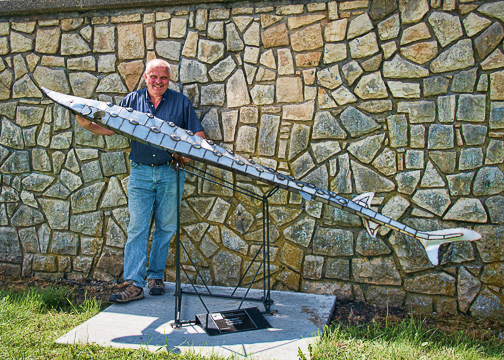 Dale Lewis and Sculpture