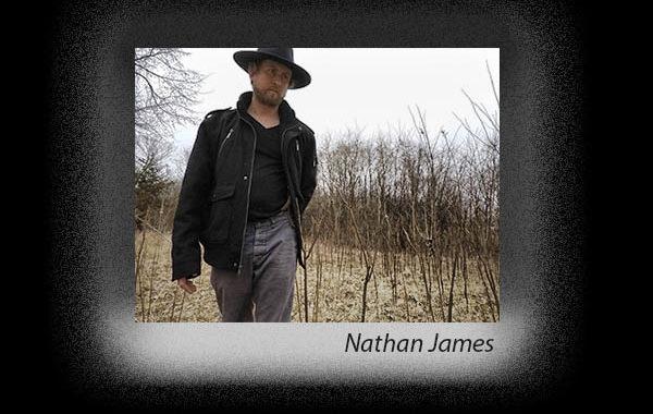 Artist Nathan James