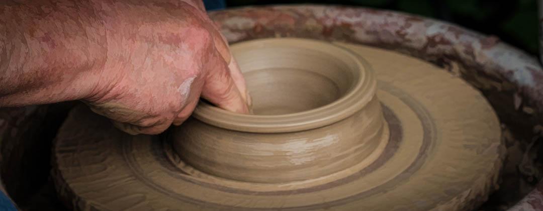 pottery demo